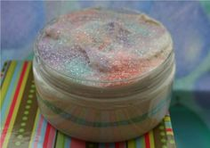 WANT THIS! Marshmallow Candy Whipped Cupcake Frosting Sugar Soap n' Scrub.