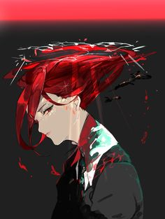 Land of the Lustrous -Cinnabar 013 Manga Girl, Manga Anime, Anime Art, Character Illustration, Illustration Art, Pretty Art, Animes Wallpapers, Magical Girl, Drawing Reference