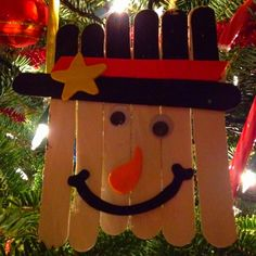diy snowman ornaments | Easy-peasy homemade snowman ornament | Do It Yo'self