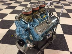 Check out this awesome restored engine from Butler Performance. This engine is a nice example of many of our builds. As you can see in some of the pics it came to us exactly as you would expect a Pontiac 400, Pontiac Firebird, Trucks And Girls, Car Engine, Station Wagon, Hot Rods, Cool Cars, Engineering, Racing