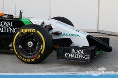 Force India VJM07 nose section