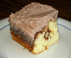 Let's Cook!: Pudding Cake