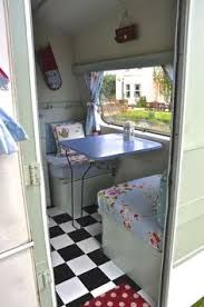 Image result for vintage caravan restorations