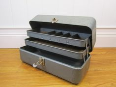 Vintage My Buddy Tackle Box by Falls City by MaplewoodBungalow, $28.00