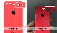 iphone 5c ve iphone 6c