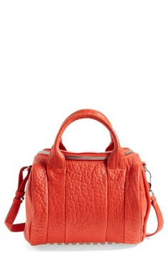 In love! Alexander Wang 'Rockie - Dumbo Nickel' satchel.