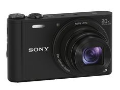 At last, the world's smallest and lightest 20x zoom compact camera.
