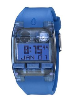 95 Best Check out Nixon Men s Comp Digital All Cobalt Blue