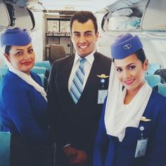 Safi Airways crew