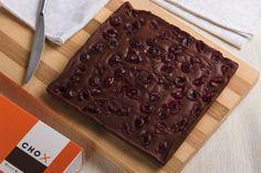 Quadra - Cioccolato morbido e amarene candite - 400 gr