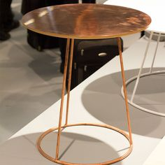 Monica Förster's Breeze table for Swedese