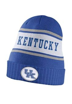 106fdc4bcc3 Kentucky Wildcats Nike College Sideline Winter Hat NWT UK Cats Big Blue  Nation