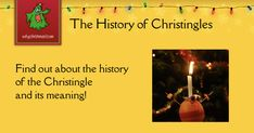 How the Christmas Tradition of Christingles started and what they mean and represent in the Customs of Christmas. Epiphany, Craft Activities, Christmas Traditions, Meant To Be, Christmas Crafts, Presentation, Advent, Traditional, Noel