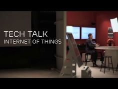 """Video - Tech Talk on """"How the Internet of Things is a fundamental transformation agent across a wide spectrum of industries and society"""" - Jan Höller, Principal Researcher at Ericsson Research Principal, Spectrum, How To Apply, Research, Career, Join, Carrera, Science Inquiry"""