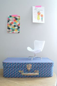 Photo by Emmanuelle Ka Peter Pan, Sioux, Moustache, Toy Chest, Storage Chest, Cabinet, Toys, Furniture, Design
