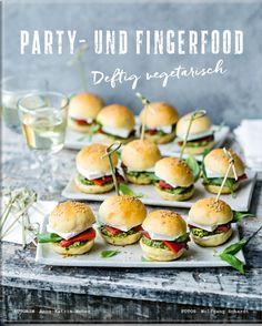 10, 20 oder 50 Gäste? ➥ Egal wie viele Gäste zur Party erwartet werden, mit diesen herzhaften Rezepten bist du immer gut vorbereitet.