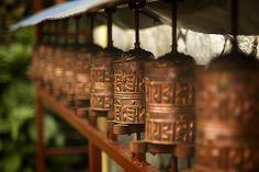 Prayer Manis (Nepal) by arrido Love Bells, Round The World Trip, World Best Photos, Heaven On Earth, Bellisima, The Magicians, Feng Shui, Beautiful World