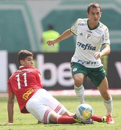 Lucas - Palmeiras 1x0 Botafogo/SP - Allianz Parque - Campeonato Paulista 12/04/2015