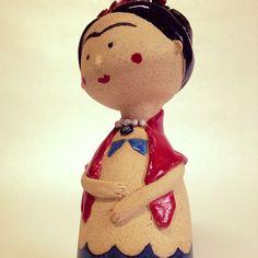 Boneca Frida - Disponível para compra