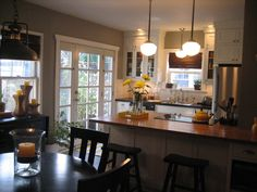 Kitchen Remodel (Restored Style)...check out  Kir's blog....restored style! She is my cousin's talented and beautiful wife!