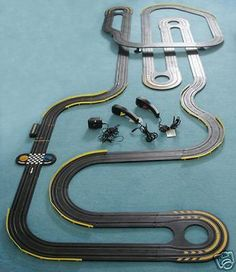 My First / Micro Scalextric - Huge Job Lot Set *SUPERSIZE ULTIMATE TRACK LAYOUT*