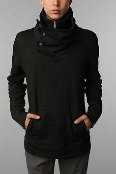 LAB:CO by B:SCOTT High-Neck Sweatshirt $90.00