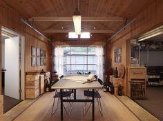 Garage Office On Pinterest Garage Office Garage And
