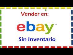 Como hacer tu primera venta en eBay SIN INVENTARIO Dropshipping