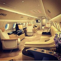 Yea.. Private jet. I want to visit this.