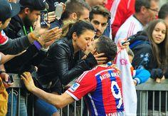Fan de Robert Lewandowski y el Bayern Munich: Bundesliga.