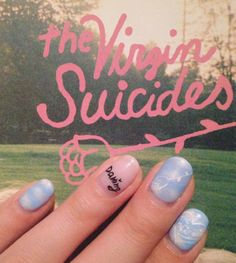 「✝ ✰ new nail ♘ ❤」の画像|AMO オフィシャルブログ / The Virgin Suicides The Virgin Suicides/the only good film