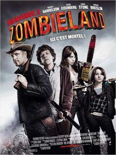 Ruben Fleischer : Bienvenue à Zombieland. Juste excellent.