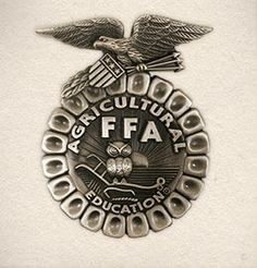 Founded in 1928, FFA was born with the mission to educate tomorrow's agricultural community. Because agriculture today is about more than planting and harvesting, today's FFA benefits more than just future farmers. It includes future biologists, veterinarians, engineers and entrepreneurs of America.