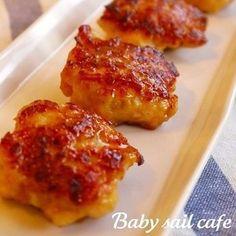 TV「ノンストップ」で紹介!ジューシーな鶏胸肉と新玉ねぎのつくね照焼きができた | クックパッドニュース