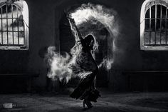 Flamenco (Dust and dance) by Thomas David on 500px