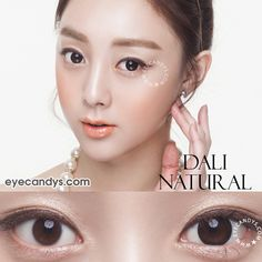 Shop the best prices for weekly disposable cosmetic contacts (weeklies). Fun, natural colors that enhance your eyes to make them sparkle. FREE global delivery! #eyecandys #weeklycontacts #disposablelenses #coloredcontacts #circlelenses
