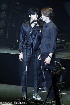 Busan Brothers  Jong Hyun & Yonghwa