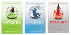 Matched Trilogy (Ally Condie) these are really good and not very popular. I would recommend these to anyone.