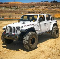 A collection of customized🔧 jeeps that I find cool❄ and interesting. Jeep Wrangler Lifted, Jeep Rubicon, Jeep Wrangler Unlimited, Jeep Wranglers, Lifted Jeeps, Wrangler Jl, Lifted Ford, Jeep Jl, Motosport
