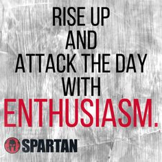 Rise Up and Attack (Via Spartan Race)