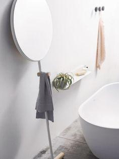 Außergewöhnliche Designs, edle Materialien und sinnliche Formen: Hier kommen die neuen Haben-wollen-Stücke für das Badezimmer.