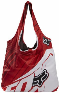 Fox Racing Fox Girl Enterprise Tote Red <3