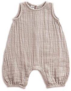 Cotton Crepe Romper