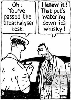 satire essay drunk driving