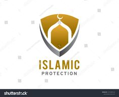 Find Islamic Protection Logo Symbol Icon Template stock images in HD and millions of other royalty-free stock photos, illustrations and vectors in the Shutterstock collection. Thousands of new, high-quality pictures added every day. Protection Logo, Logo Inspiration, Logo Branding, Islamic, Royalty Free Stock Photos, Logo Design, Symbols, Templates, Stencils