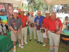 Llego a su fin el torneo de golf de semana santa en el Campestre ~ Ags Sports