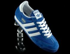 Blue Adidas 1970's- use to own a pair back in the day