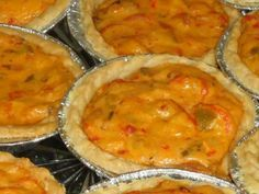 Easy Crawfish Pie