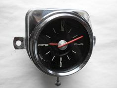 1949 Ford Clock - Serviced and Working with a 30 Day Guarantee + FREE Shipping!!! - $86.88