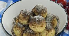 """Starý klasický recept na slivkové gule zo zemiakového cesta ... je to recept, ktorý robievam celé roky iba """"od oka"""", takže množstvá suroví..."""